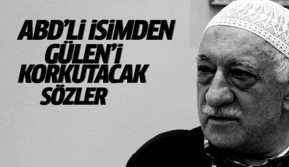 Wagner: ABD, Gülen'den kurtulmak istiyor!