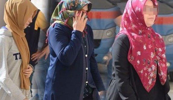 Yakalanan FETÖ Ablası Bakın Kimin Eşi Çıktı