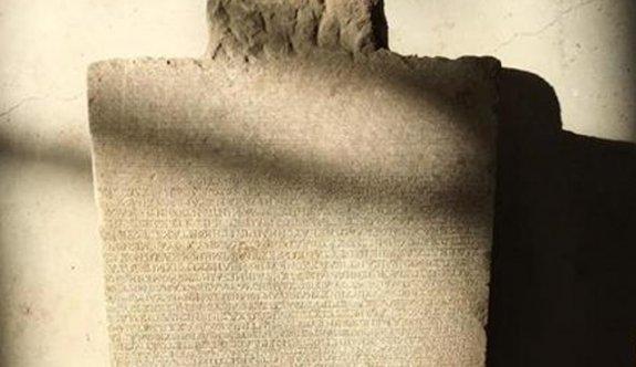 2200 yıllık kira sözleşmesi bulundu