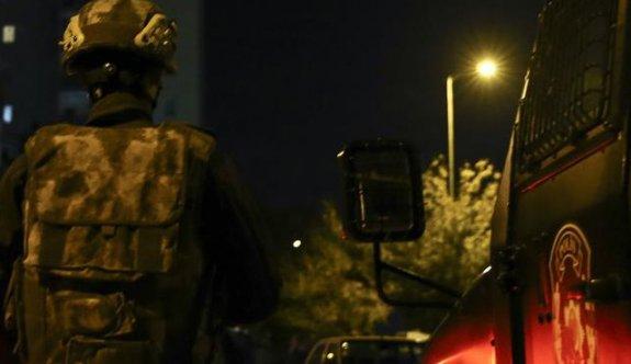 Ankara'da canlı bomba operasyonu çatışma çıktı