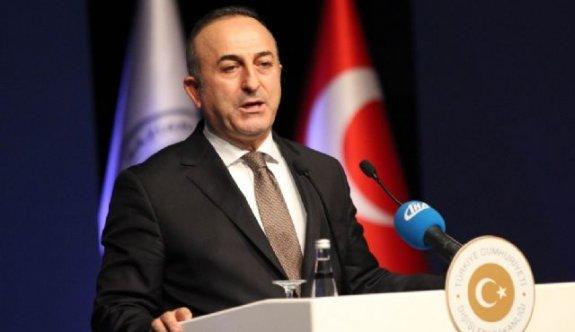 Çavuşoğlu'ndan Irak'taki Başika kampı açıklaması