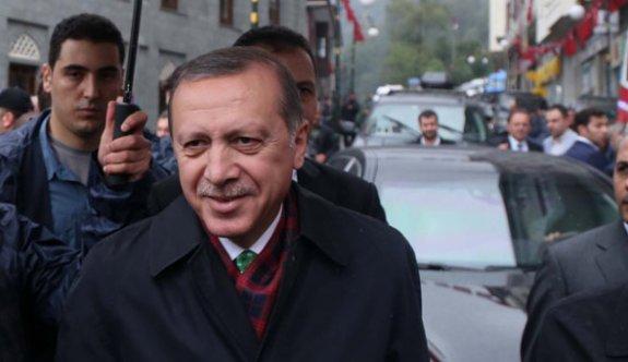 Cumhurbaşkanı Erdoğan rest çekti