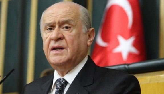 Devlet Bahçeli başkanlık sistemi için son sözünü söyledi