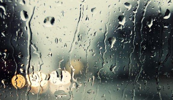 Dışarı çıkmayın yağmur suyu içmeyin