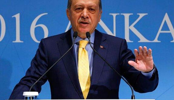 Erdoğan silahlı İHA'nın yapım sürecini anlattı!