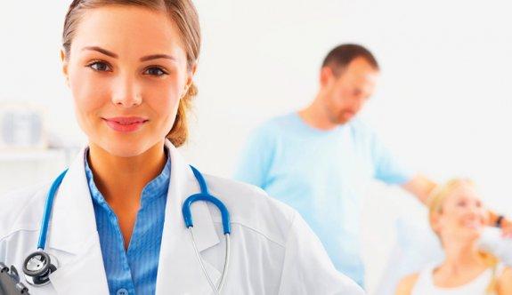 Evli doktorlara kötü haber