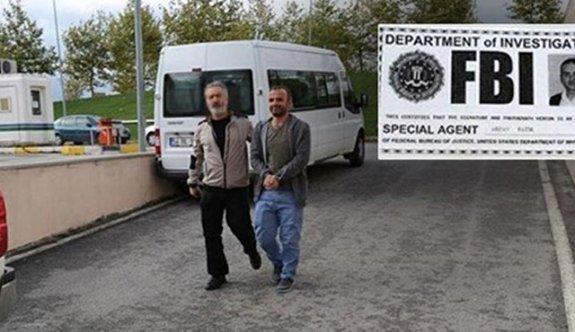 FBI kimliğiyle yakalanan FETÖ'cü tutuklandı