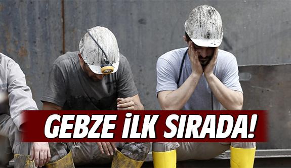 Gebze'de kaç işçi, iş kazasıyla yaşamını yitirdi?