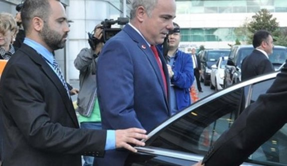 İsrail Enerji Bakanı Türkiye'de