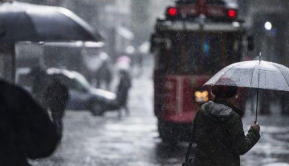 Meteoroloji'den haftasonu uyarısı
