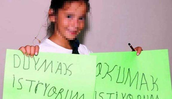 Ortaokul öğrencisi işitme engelli kıza tecavüz