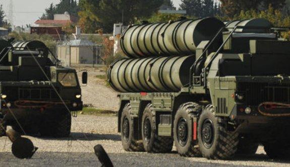 Rusya'dan Türkiye'ye hava savunma sistemi
