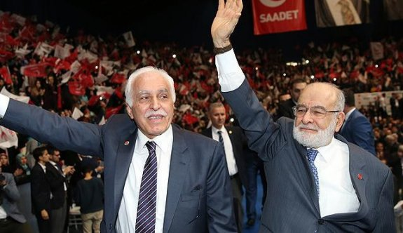 Saadet Partisi'nin yeni genel başkanı belli oldu