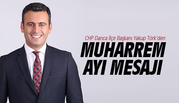 Törk'den Muharrem ayı mesajı