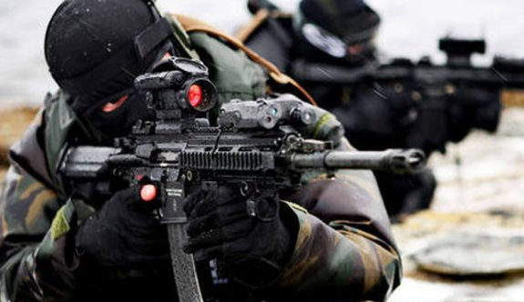 Türk askeri Irak'a Bağdat hükümetinin izniyle girdi