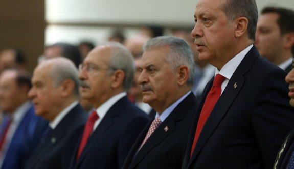 Yenikapı'dan sonra devletin zirvesi yeniden bir arada!