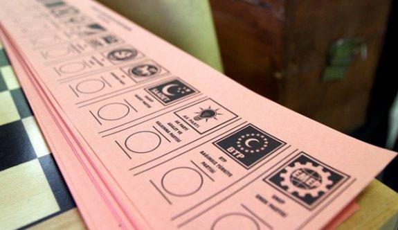 YSK oy pusulası basmaya başladı