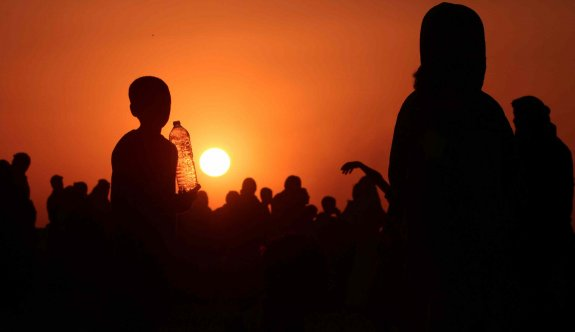 34 binden fazla kişi evini terk etti