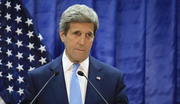 ABD Dışişleri Bakanı Kerry'den Trump açıklaması