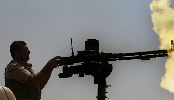 ABD PYD'ye silah yardımını kesti