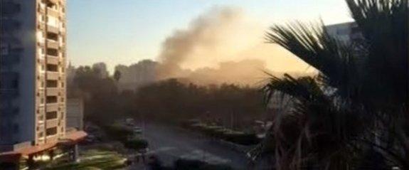 Adana'da patlama: 2 ölü 16 yaralı