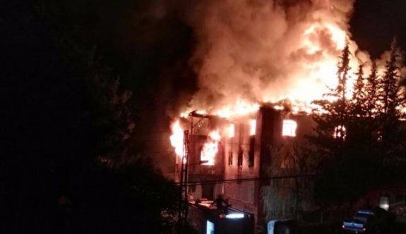 Adana'daki yangında yaşamını yitirenlerin kimlikleri belli oldu!