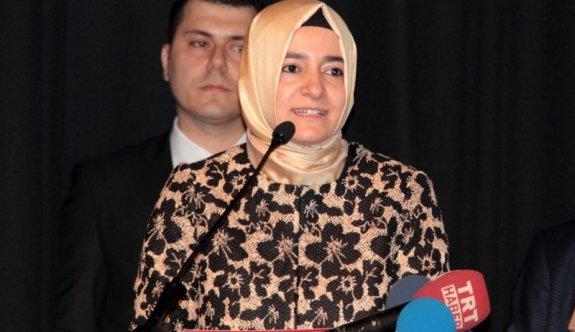 Aile Bakanı'ndan istismar tasarısına ilişkin açıklama