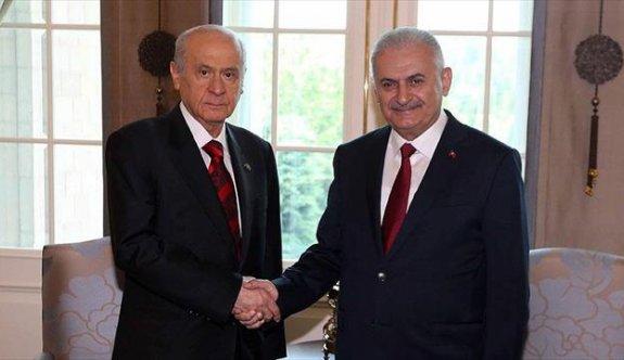 AK Parti'nin taslak metni MHP'ye iletildi