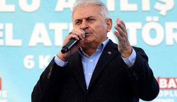Başbakan'dan HDP'nin Meclis kararına cevap!