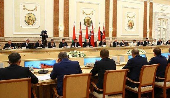 Belarus'un uzlaştırıcı tutumunu takdirle hatırlayacağız