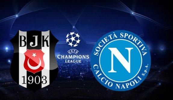 Beşiktaş,Napoli'yi elinden kaçırdı!