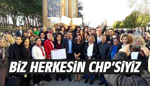 Biz Herkesin CHP'siyiz