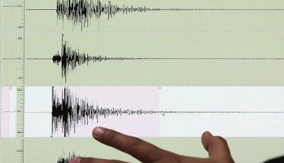 Bodrum'da 3.2 büyüklüğünde deprem