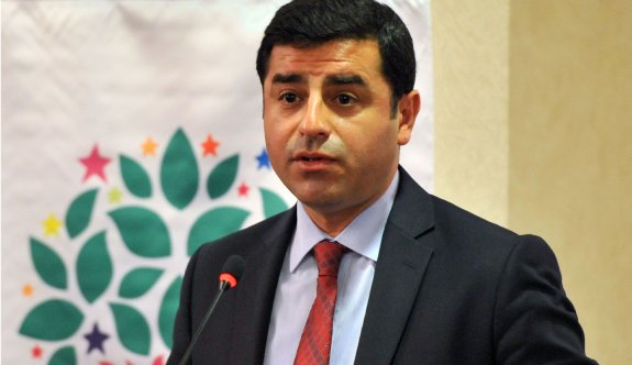 Demirtaş'ın tutukluluğuna itirazda karar verildi