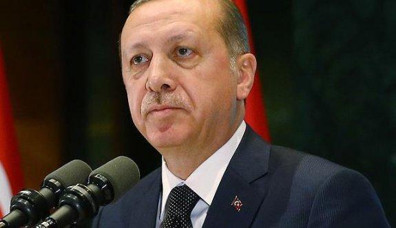 Erdoğan: Almanya teröre çanak tutuyor