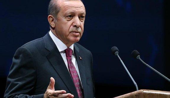 Erdoğan: CHP, Gazi'nin adını ağızlarına almayı hak etmiyorlar