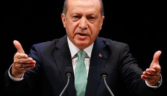 Erdoğan'dan CHP bildirisine tepki