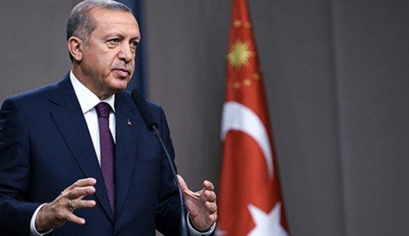 Erdoğan'dan Rum kesimine tepki