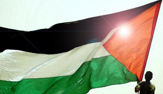 Filistin'den Trump'a 'iki devletli çözüm' talebi