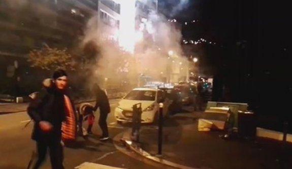 Fransa'da Türk konsolosluğuna saldırı