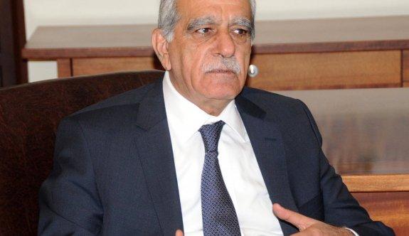 Görevden alınan Ahmet Türk'ten ilk yorum
