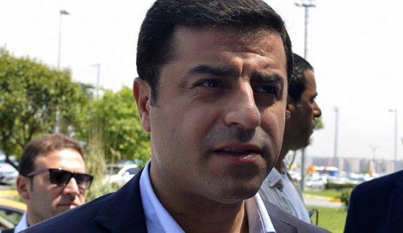 HDP Meclis'ten çekildi!