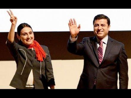 HDP'ye terör operasyonu!