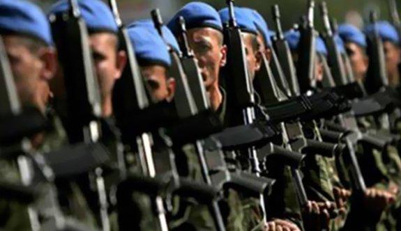 Hükümetten flaş karar! Artık askere alınmayacaklar