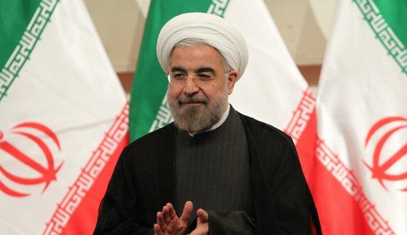 İran Cumhurbaşkanı Ruhani: ABD'deki seçimler...