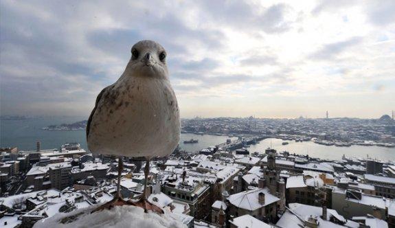 İstanbul'a kar geliyor hava durumunda bu hafta