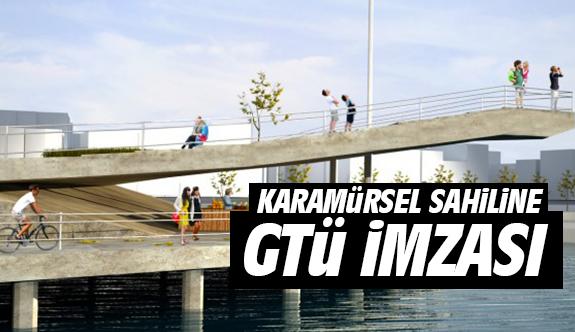 Karamürsel sahiline GTÜ imzası