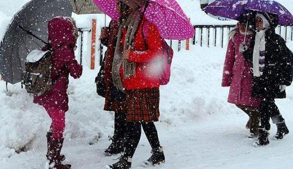 Meteoroloji'den çok kuvvetli kar yağışı uyarısı!