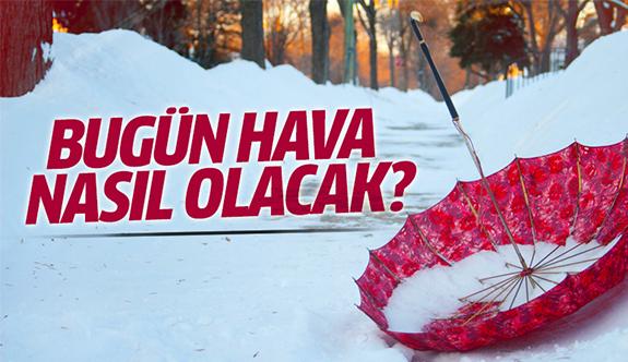 Meteoroloji tarih verdi! Kar ne zaman yağacak?