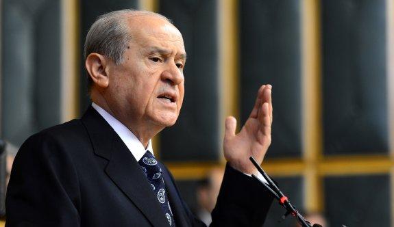 MHP, başkanlığı meydanlarda anlatacak